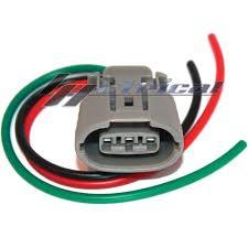 nissan murano alternator connector alternator repair plug harness 3 wire pin connector for nissan