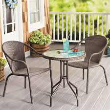 Large Bistro Table And Chairs Furniture Small Patio Table Sets Home Decor Ideas Decorative