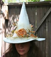 Halloween Costumes Hats Good Witch Hat Costume Pretty Witches Mermaidencreations