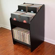Vinyl Record Storage Cabinet Lpbin2 Vinyl Record Storage Cabinet