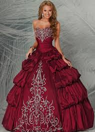 maroon quinceanera dresses three dramatic styles for your quinceanera dress