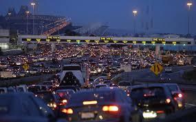 San Francisco Traffic Map by Sf Bart Strike Creates Insane Traffic Business Insider