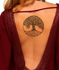 Back Tattoos - best 25 middle back tattoos ideas on back cross