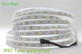 ip67 led strip lights 5m rgbw 5050 led strip light waterproof ip20 ip65 ip67 dc12v smd