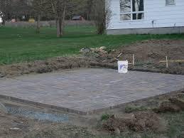 Build Paver Patio Design Of Install Paver Patio Home Decor Ideas Diy Patio