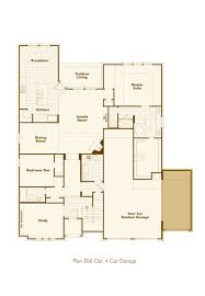new home plan 206 in prosper tx 75078