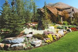 garden design garden design with rock landscaping ideas stylish