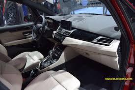 bmw minivan 2015 bmw 2 series 220d xdrive gran tourer 06 minivan 2015 geneva