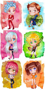 the seven deadly sins best 25 seven deadly sins ideas only on pinterest seven deadly