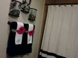 black and pink bathroom ideas black and pink bathroom decor white zebra tradesman