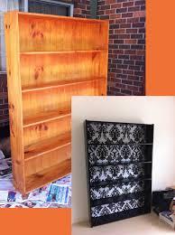 Diy Modern Bookcase How To Diy Modern Bookcase Renovation