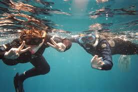Delaware snorkeling images 10 one in a lifetime delaware adventures jpg