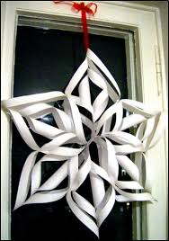 paper snowflake this snowflake ornament was really to flickr