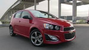 video review is the 2012 chevrolet sonic a very new and much