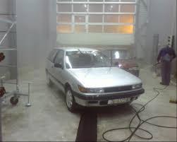 mitsubishi colt 1991 colt gl
