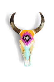 best 25 painted cow skulls ideas on pinterest cow skull art