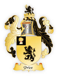 the price family crest meanings