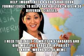 What Is A Meme Exle - teacher needs excel genius meme on imgur