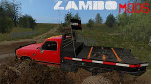 cummins truck dodge cummins and chevy monster truck v1 0 ls2017 farming