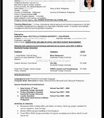 best resume format for computer engineer freshers jobs resume template best format layout for freshers computergineers