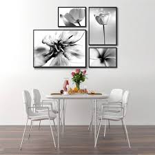 home decor wall posters black and white poster set living room ideas office design