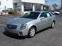 2006 cadillac cts 2006 cadillac cts for sale carsforsale com