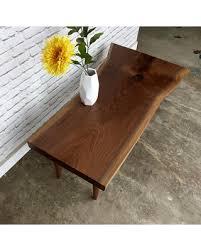 live edge walnut coffee table new shopping special live edge walnut coffee table 315
