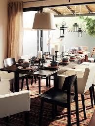 BJURSTA Extendable Table Brownblack Extendable Dining Table - Dining room ikea