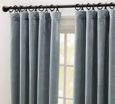 Powder Blue Curtains Decor Wondrous Ideas Blue Velvet Curtains Light Mccurtaincounty