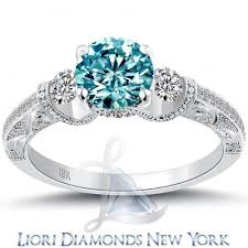 blue wedding rings cool real blue diamond engagement rings 55 for new trends with