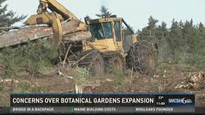 botanical sts pollution from botanical gardens expansion worries neighbors