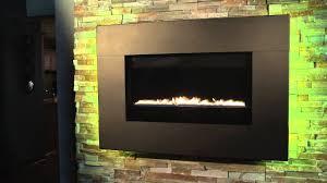 heatilator ion gas fireplace video youtube