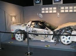 corvette crash just how well did c5 s do during crash tests corvetteforum