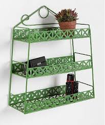 vintage on the shelf 24 colorful metal shelving and storage solutions retro renovation