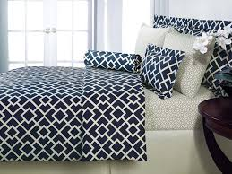 blue and white duvet cover twin home design ideas