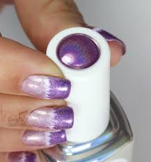 holographic marble nail art with color club gel polish lucy u0027s stash