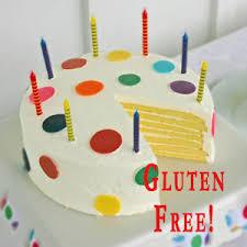 gluten free birthday cake gluten free happy birthday lemon caroline s cakes