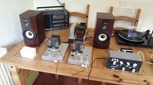 home theater monoblock amplifier valve pre amp and 2 monoblock power amps youtube