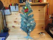 2ft pink tinsel tree with plastic stand ebay