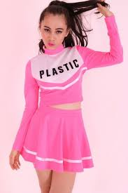 Cheerleader Costume Halloween Halloween Cheerleader Costume Grunge Hunt