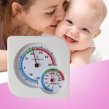 thermom re chambre b maison cadran thermomètre humidité température capteur haute