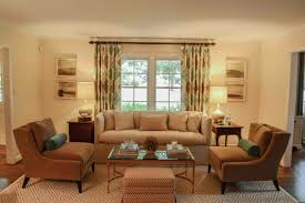 living room relaxing space with an elegant design with