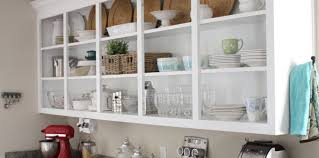 Open Kitchen Shelving Ideas Kitchen Open Kitchen Cabinets Likable Photos Of Open Kitchen