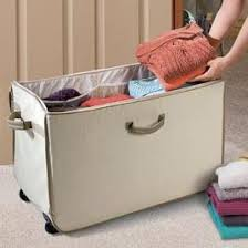 12 creative ways to store out of season clothes