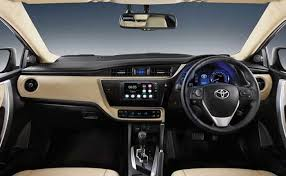 looking for toyota corolla leaked take a look at the toyota corolla facelift