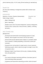 resume for college graduates 10 college resume templates u2013 free samples examples u0026 formats