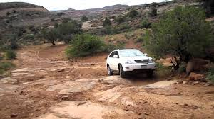 lexus rx 350 off road dome plateau 2011 06 20 utah youtube