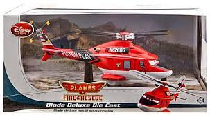 disney planes fire rescue blade exclusive diecast vehicle toywiz