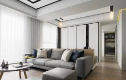 Simple And Modern Living Room Design Interior Design - Simple modern living room design