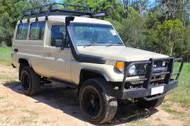 safari land cruiser toyota landcruiser troopy hj75 tan 68059 superior customer vehicles